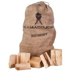 Addingwoodto yourKamadowhileyou're cooking is a great way to bring the flavor to the next level.